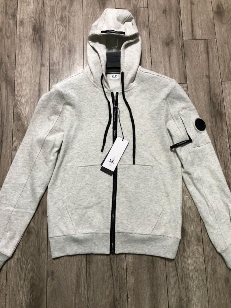 19SS CP Erkek ceketler Marka Kapüşonlular Fermuar WINDBREAKER Şirket Tasarımcı Ceket Kazak Erkek Lüks Coats Kapşonlu Streetwear 20032803L