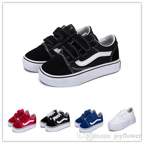 scarpe da ginnastica vans bambina