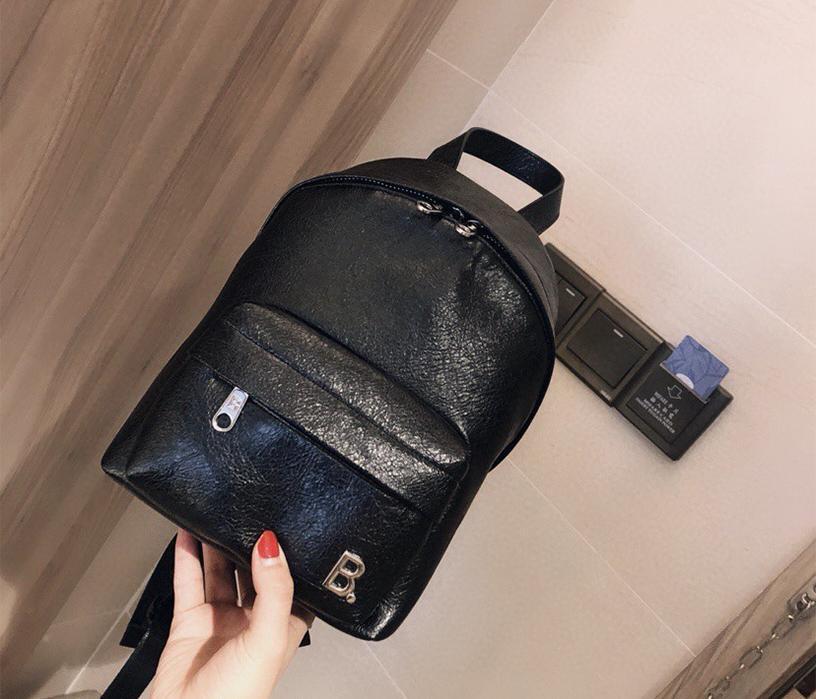 Lujo de la marca Mini Mochila Mochila Diseñador Mujeres bolsas de moda de alta calidad de los bolsos de 2019 nuevas mochilas para mujer