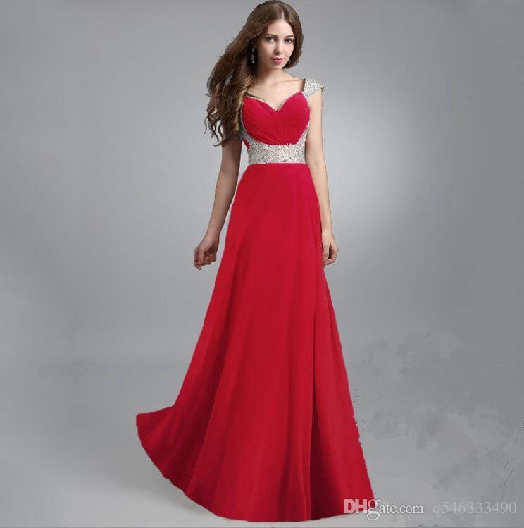 sexy vestido de lentejuelas nueva correa del vestido del banquete V-cuello