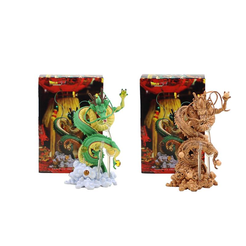 2styles 16cm Dragon Ball Shenron Figure Toys Japan Anime Dragonball Super Shenlong Figure Model Toys Collection Gifts With Box Y200703