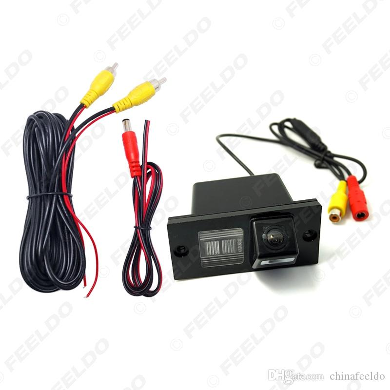 Waterproof Special Rear View Car Camera For Hyundai Starex/H1/H-1/i800/H300/H100 Parking Camera #4543