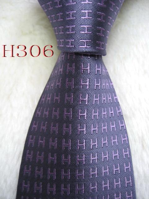 Cravate cravate pour hommes H306 # 100% soie tissée à la main en jacquard
