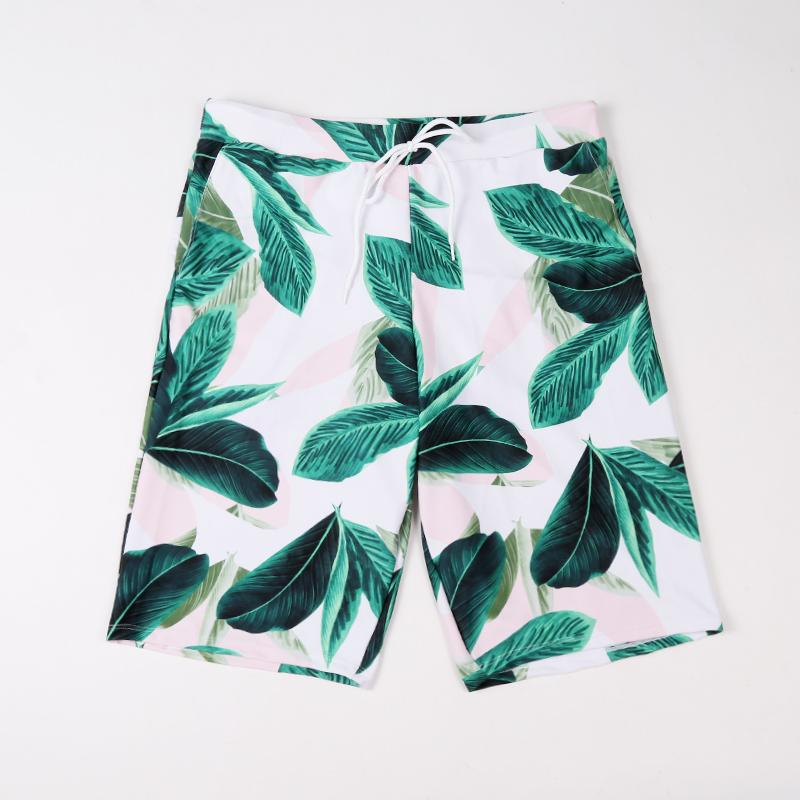 2019 summer hot sale movement sports shorts pants polyester peach skin running swimming surfing trunks quick dry