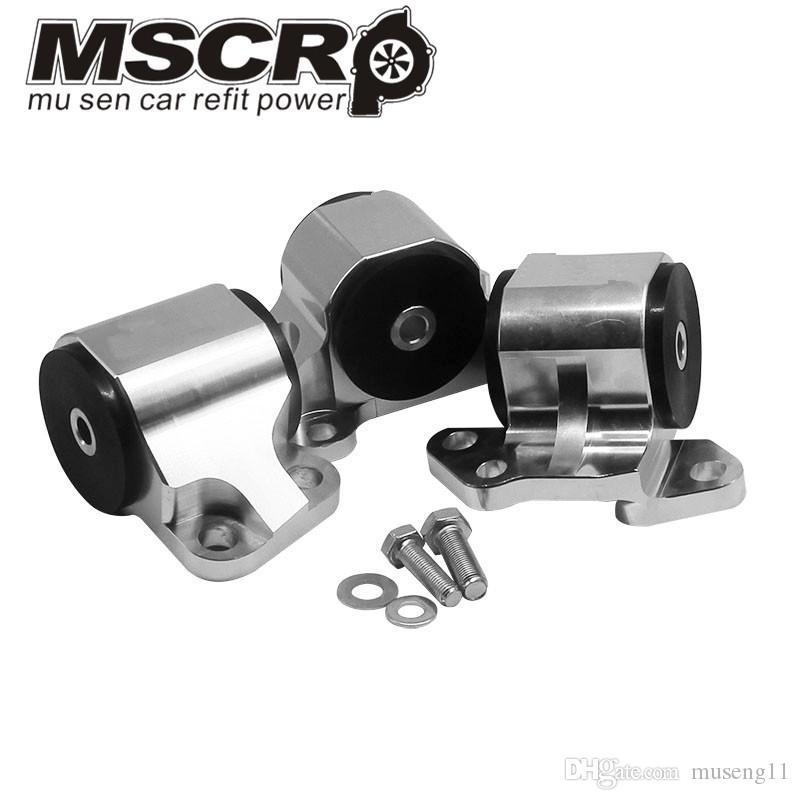 Engine Swap Mount Kit (3-bolt Left Mount)- D-Series or B-Series EG EK Chassis for Honda Civic