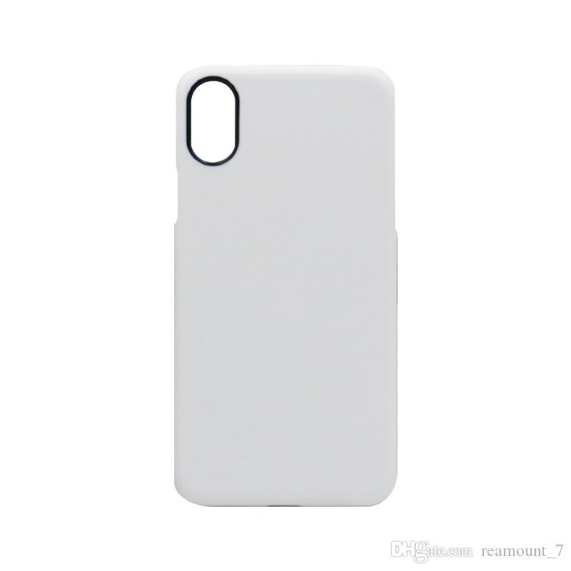 Yeni 3D Süblimasyon Filmi Kılıf iphone X XS Yüksek Kalite Cep Telefonu Kılıfı Cep Telefonu Kılıfları Özelleştirmek