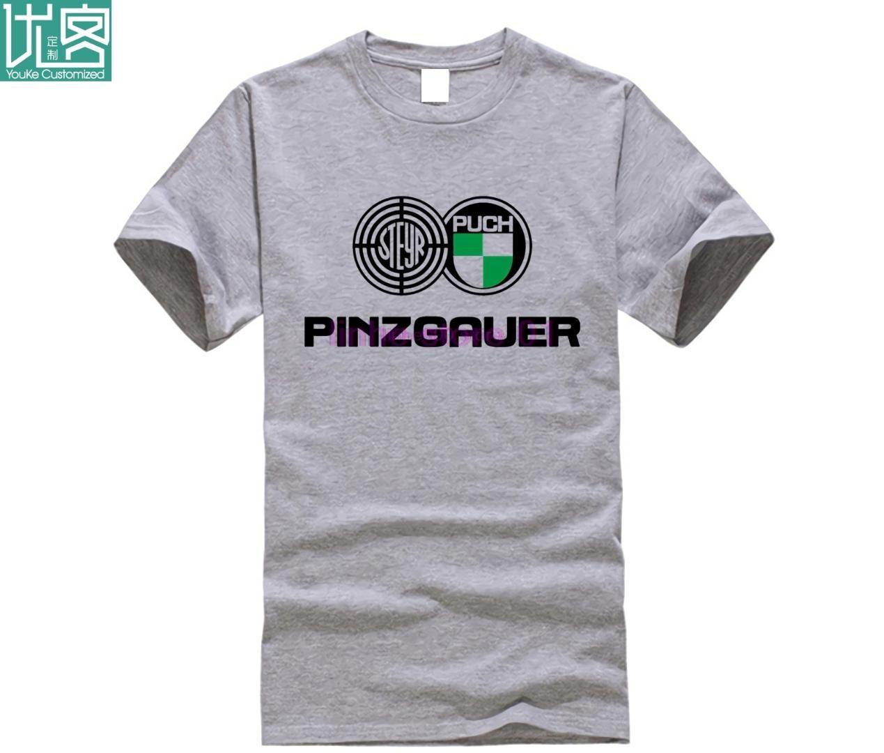 Pinzgauer Steyr Puch T-Shirt S-5XL Choose Color