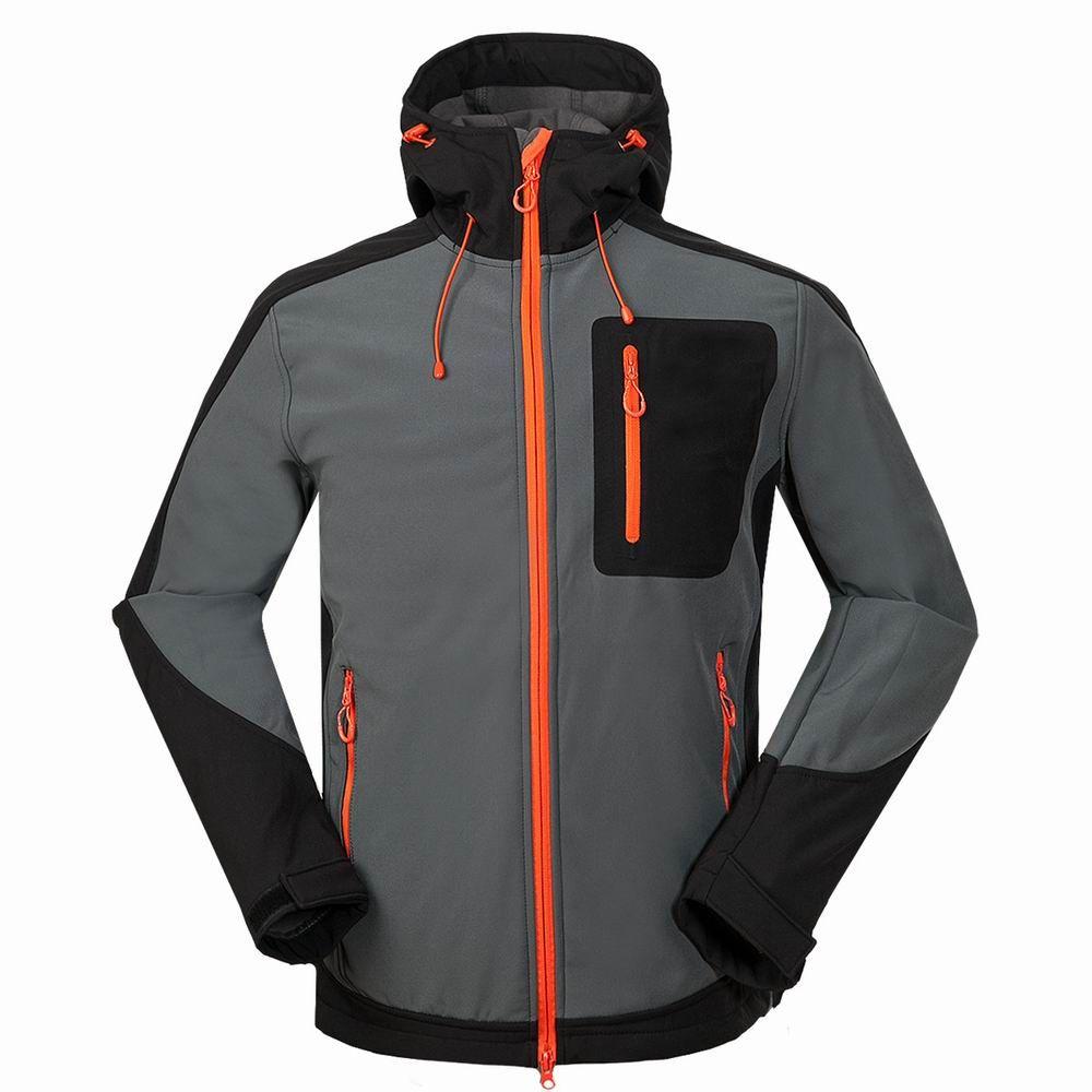 nuovi uomini HELLY giacca invernale con cappuccio Softshell per antivento e impermeabile morbido cappotto Shell Jacket HANSEN Giacche Cappotti 1650