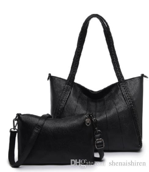 Europa e negli Stati Uniti le nuove borse da donna selvatici modo caldo di grande capienza del sacchetto di spalla madre e del bambino borsa