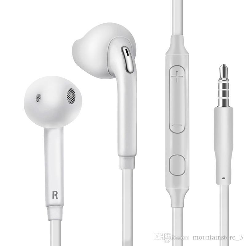 Наушники Музыка Наушники Стерео Игровые наушники для телефона Xiaomi с микрофоном для iPhone 5s iPhone 6 Компьютер (в розницу)