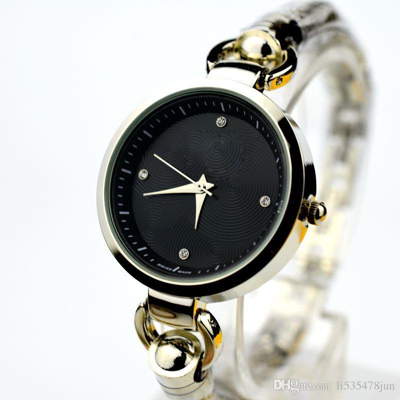 Супер горячая мода простой веревки дамы и женщины римские цифры малый циферблат браслет часы женские женские кварцевые часы роскошь