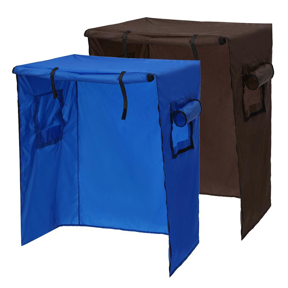 Pet Supplies di protezione antipolvere sonno Helper anti UV Grande cerniera impermeabile Parrot addensare Bird Cage copertura Leggero Solid