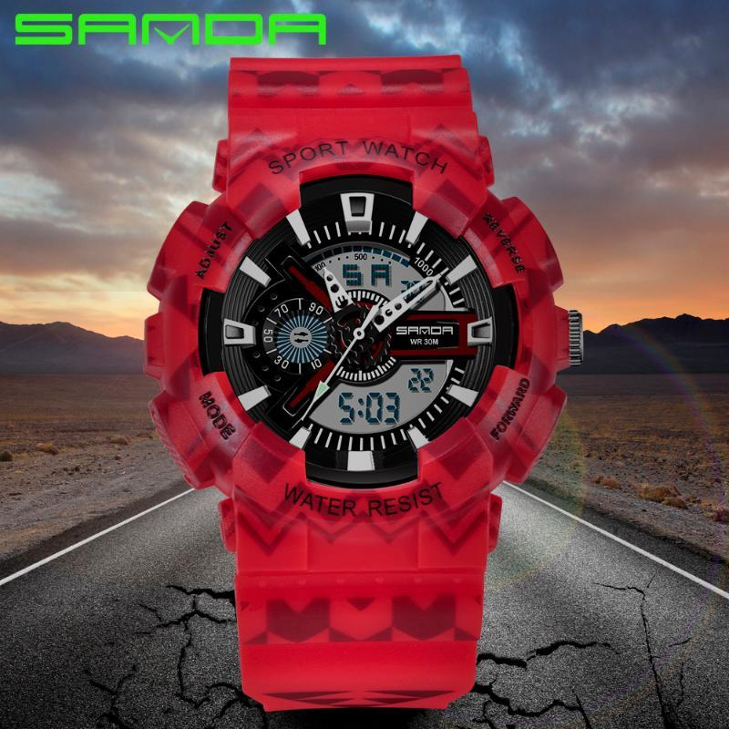 Reloj Digital Hombre The Best Gift Of Digital Outdoor Field Electronic Watch For Boys And Girls Watch Men