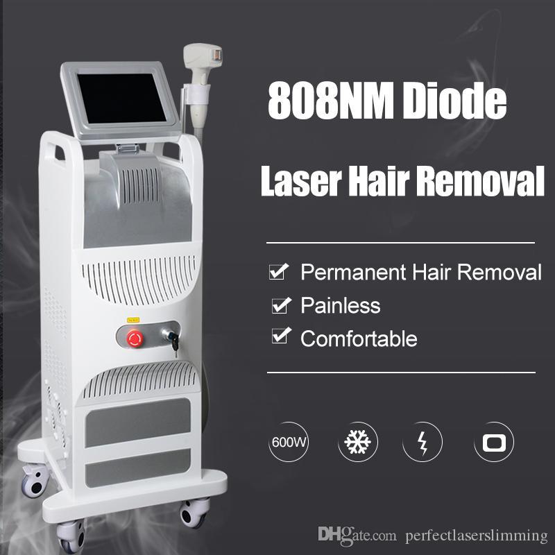 여성 레이저 기계에 대한 최고의 가격 다이오드 레이저의 808nm의 통증이 머리 제거 기계 소프라노 레이저 (808) 스킨 케어 머리 제거