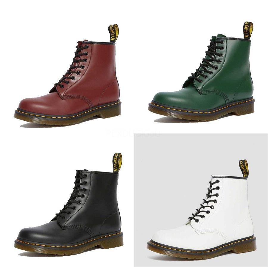 Erkek Ayakkabı Sonbahar Kış Yeni Yüksek Üst Martin Boots Mens Oversize İş Boots Trend Gençlik Spor Günlük Ayakkabılar Boyut 39-44 L26 # 329