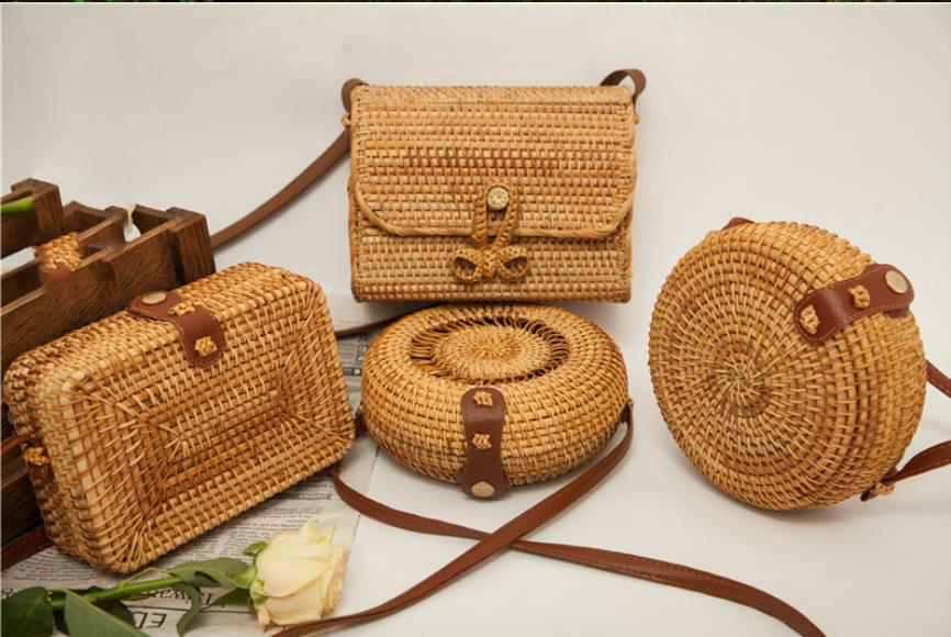 Fashion Bambu Weaving Women Famous Casual Designer Bag Women Cross Body Chain Bag Bag Handbag Bags # c23mu