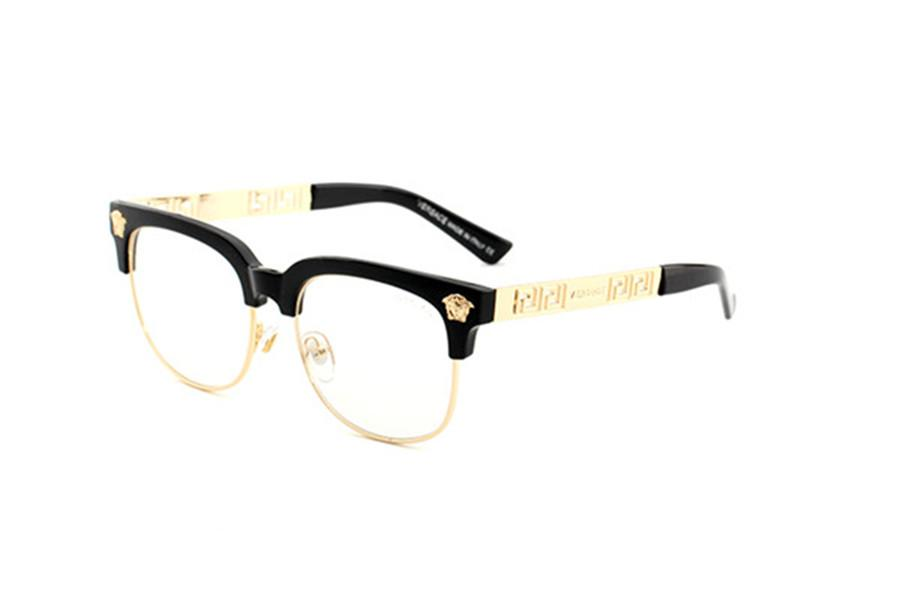 самый продаваемый дизайнер Буффало Хорн мужские ретро деревянные очки мужские и женщин объектива бескаркасных бренд дизайнер Вождение стекла