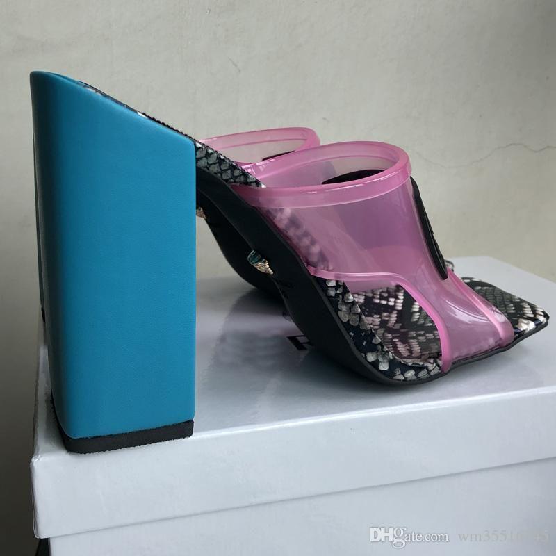 Sandalias de las mujeres Zapatos de tacones altos sandalias de señora Shoes de las mujeres bombea los zapatos 35-43