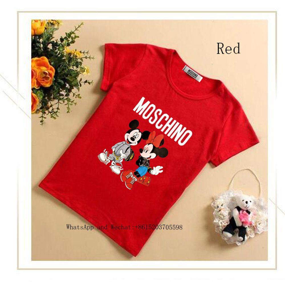 Çocuk Giyim Yaz Giyim Boys Kısa Kollu T sevimli tişört Çocuk Büyük Çocuk Yeni Desen 121902
