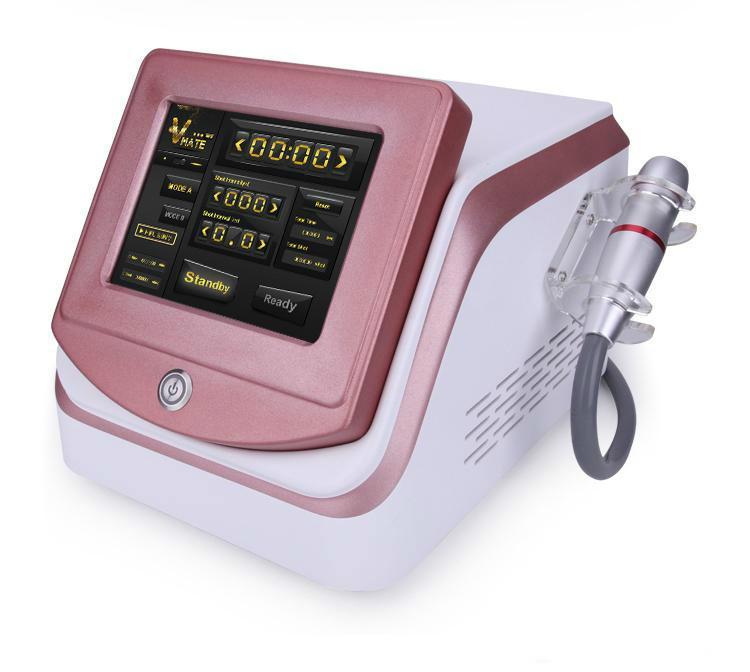 Portable Spa Hifu High Intensity Focused Ultrasound Hifu Viso Body Lift rimozione delle rughe Hifu macchina di bellezza della pelle di serraggio 4 cartucce
