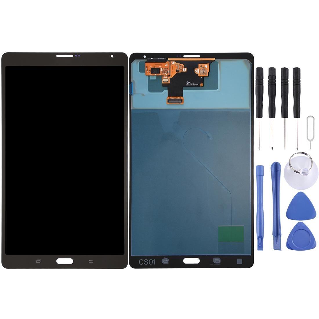 Galaxy Tab S 8.4 LTE / T705 için LCD Ekran ve Sayısallaştırıcı Tam Meclisi