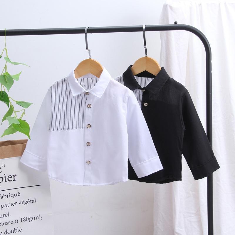 Sonbahar 2020 erkek tek parçalı yaka gündelik ince Sonbahar 2020 erkek tek parçalı üst yaka gündelik ince Üst Gömlek gömlek