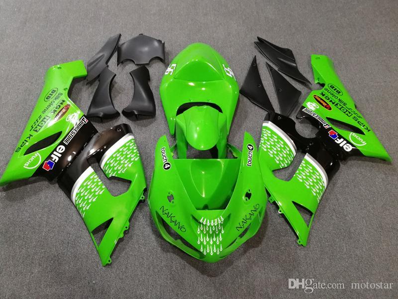 Инъекционные формы обтекателей комплект для Кавасаки Ninja 250R 2008-2012 2013 2014 мотоцикл ремонта кузова обтекателя наборы ZXR 250 EX250 08-14 AB31