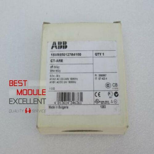 1PCS ABB 1SVR550127R4100 NEW 100٪ ضمان الجودة