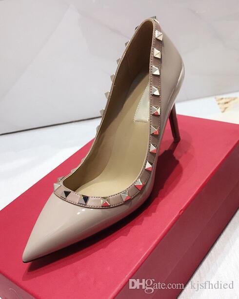 Tacchi alti Tacchi alti da donna in vera pelle sexy con tacco alto in argento a punta scarpe da donna