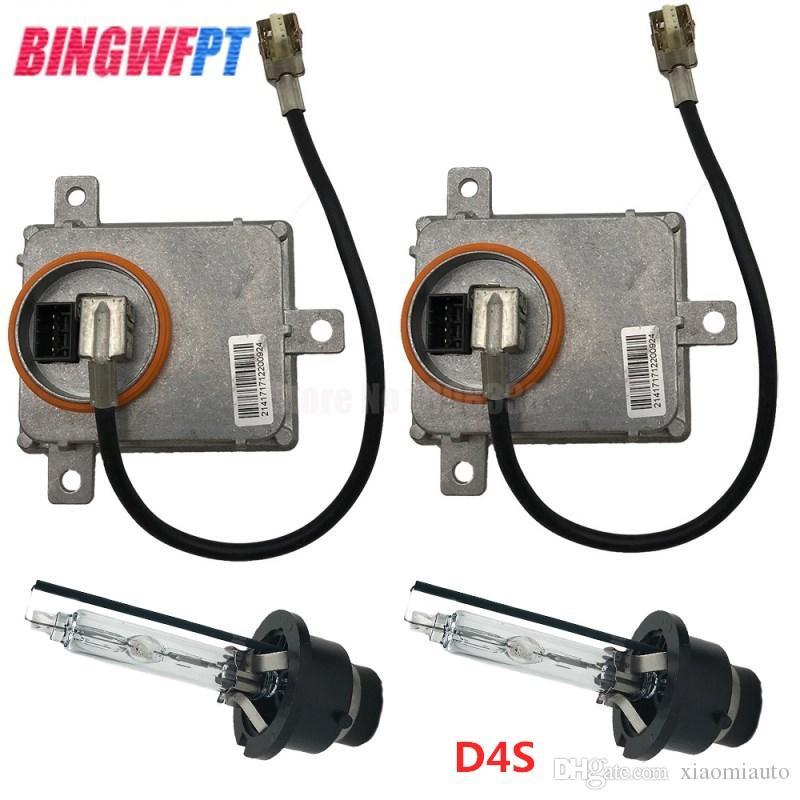Nouveau phares HID ballast de contrôle du module Unité + fil pour V W Passat J-Etta Golf Pour Audi S4 A5 A3 A4 A8 8K0941597B 8K0 941 597 B