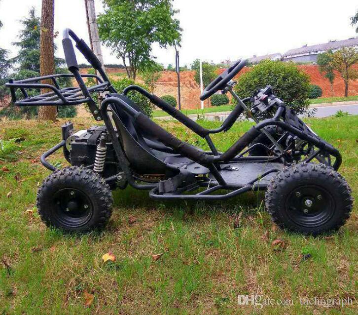 الأطفال الجديد عجلة القيادة الكارت الكهربائية الرباعي ATV أنابيب الصلب عربة المواصفات الوضع 1800W 48V نقل