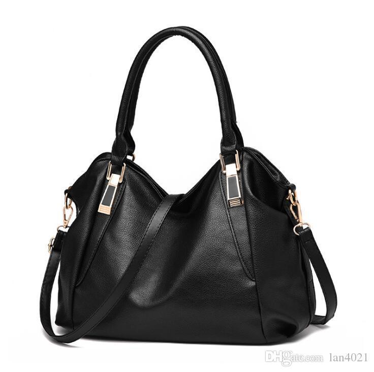 Free Shipping fashion women leather handbags PU handbag leather women bag patent handbag high quality T03