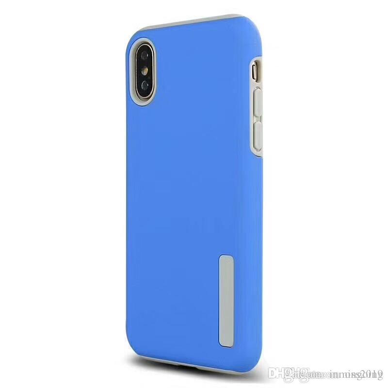 1 Telefon Kılıfı TPU PC iphone için Kapak Protect 11 xs yüksek kaliteli Aşındırıcı 2 max xr 8 7 artı Samsung S10 + note10