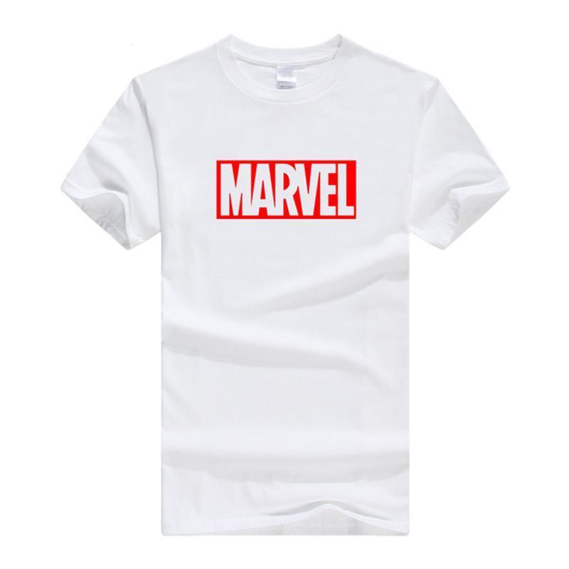 Марка Письмо печати Одежда Летняя футболки мужские с коротким рукавом тенниски Tight мужчина T -Shirt Шею Streetwear Hip Hop Размер XS-XL