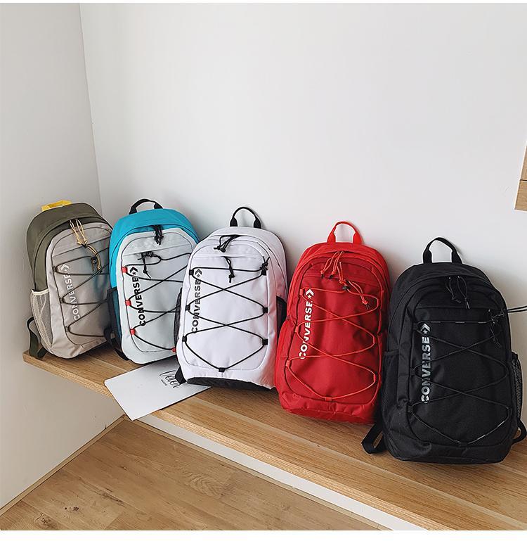 ücretsiz gemi Erkekler Kadınlar Marka Sırt Çantası Lüks Öğrenci Okul Sırt Açık Spor Omuz Çantaları Büyük Kapasiteli Erkek Çantalar B102517K