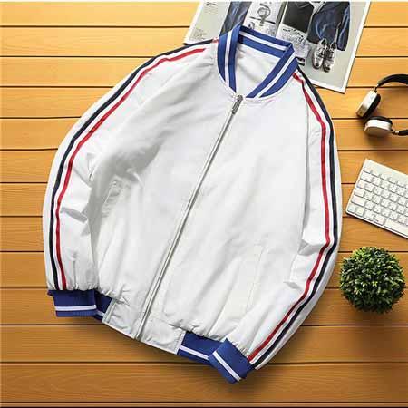 hombre diseñador de ropa de la mujer sirve la chaqueta de la marca de lujo rompevientos con capucha hombre de la marca B102789J