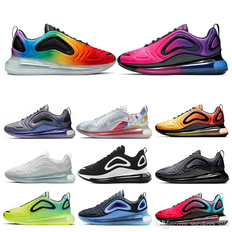 Designer Total Eclipse Sea Forest Mens Women Running Shoes Northern Lights Day Sunrise Be True Volt Mens Trainers Sport Sneaker