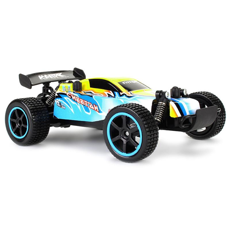 1880 2.4GHz Wireless RC 1 : 20 Drift Car rive Bigfoot Car Remote Control Model Off-Road Trucks Vehicle Toys