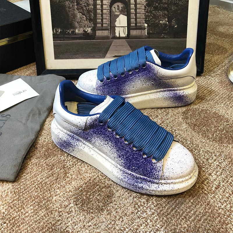 Maschio Lace-up Appartamenti uomo di alta qualità non di slittamento scarpe comode casuali respirabili esterni a piedi scarpe 13 # 25 / 20D50