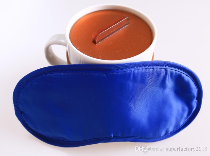 Maschera esterna dello schermo dell'occhio della copertura del pelo Blindfold resto di corsa del professionista salute della pelle trattamento di cura del sonno Varietà Opzioni colore 2020