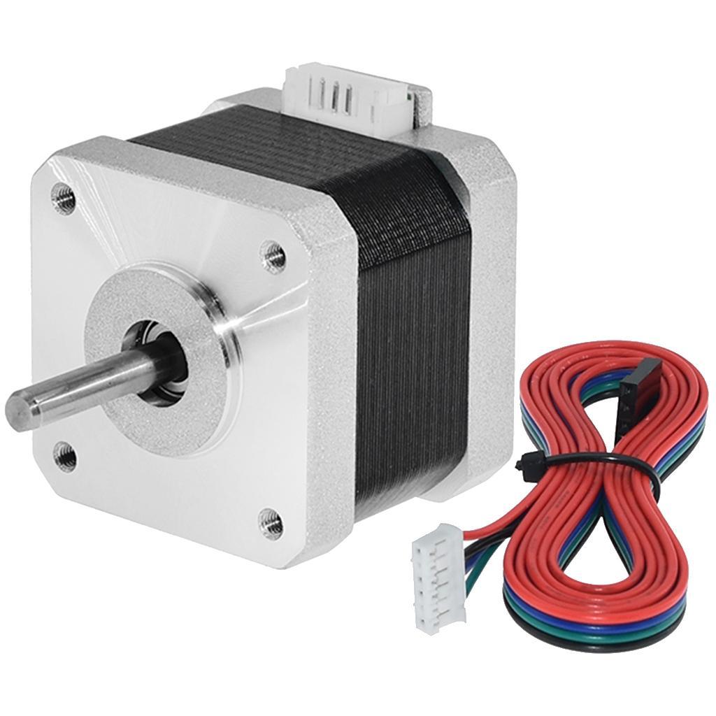 스테퍼 모터 드라이버, 3D 프린터, DIY 키트 42 스테퍼 모터 스테퍼 모터 드라이버 컨트롤러, 1.5A,