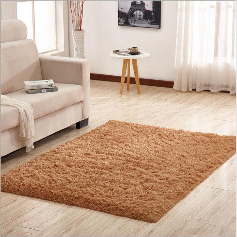 Best Quality 140*160cm Black Carpet Soft Rugs And Carpets ...