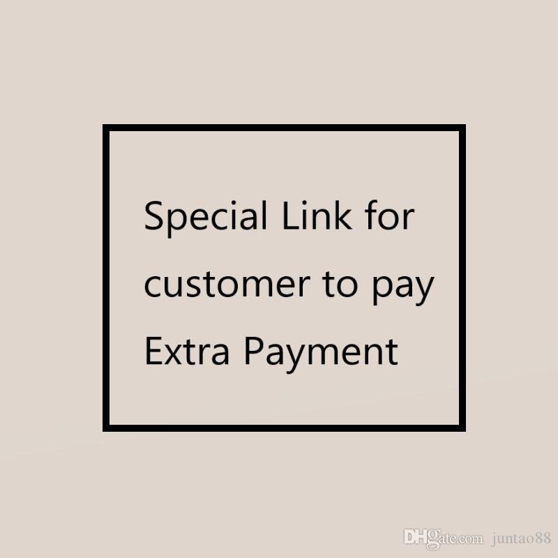 Lien spécial pour vous de payer un paiement supplémentaire ou d'un produit spécial, etc. plz contactez-nous avant de payer Livraison gratuite