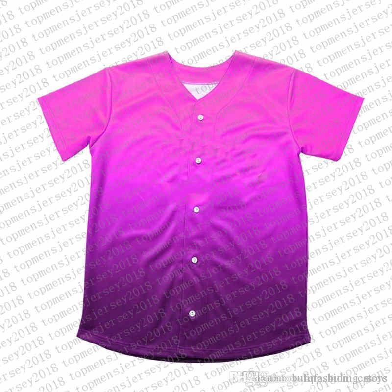 Вверх на заказ трикотажные изделия бейсбола Mens вышивки Logos Джерси Бесплатная доставка Дешевые оптовая любое имя любое число Размер M-XXL 11