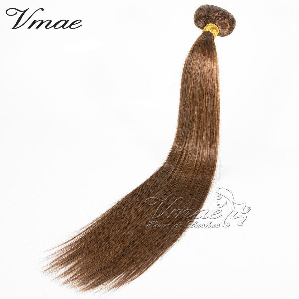 처리되지 않은 버진 인간의 머리카락 확장에서 직선 헤일로 플립 VMAE 인도 유럽 자연 갈색 금발 100g 표피 정렬 물고기 와이어