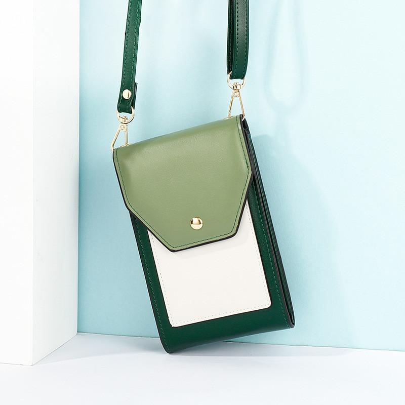 Mulheres Bolsas Moda Mini Bag Telefone celular sacos pequeno Bandoleira Sacos Casual Ladies Flap Shoulder Bag High Capacity Feminino Bolso