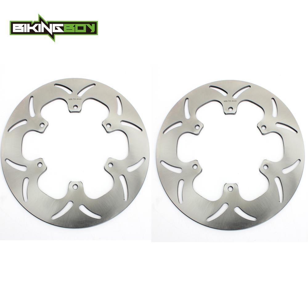 BIKINGBOY disques de frein avant Disques Rotors V-MAX 1200 VMX12 86 87 88 89 90 91 92 FJ1100 FJ 1200 XVZ 1300 VENTURE ROYALE 86-95 94