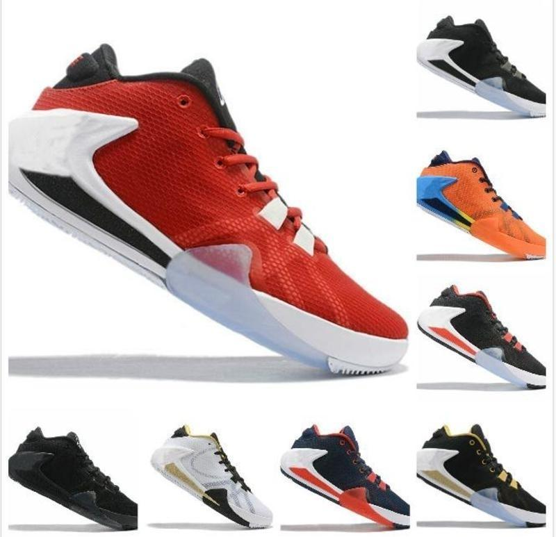 Unisex 2020 Zoom Freak Basketball Shoes Mens Fashion Sneakers Womens Outdoor Sports Trainers Man S Chaussures Womens Zapatillas 36-46