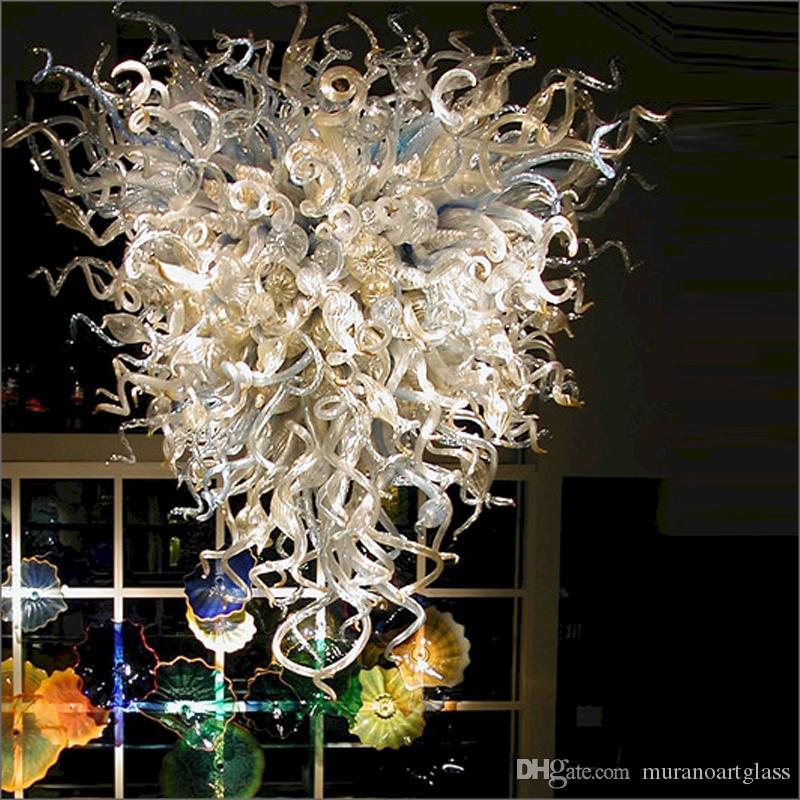 Acquista Cina Factory Outlet Moderna Cristallo Lampadari Di Cristallo Stile  Tiffany A Mano LED Soffiato Lampadari Di Murano In Vendita A $1105.53 Dal  ...