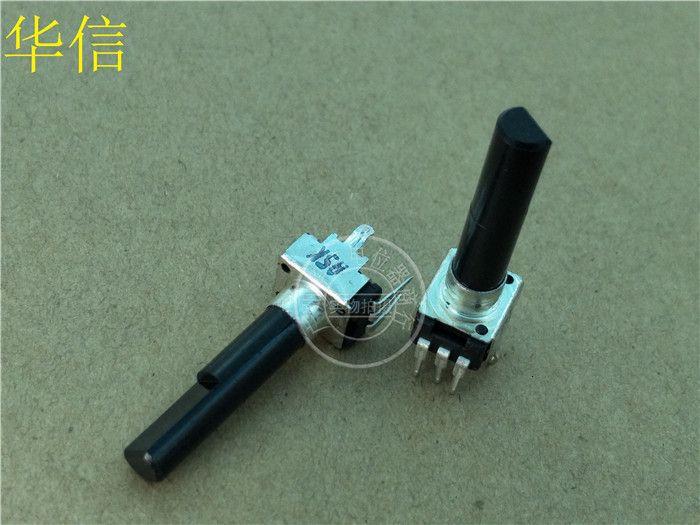 Rk0936n 09 Vertikale Einzel Lian Potentiometer A5ka10k B50K 28f Griff